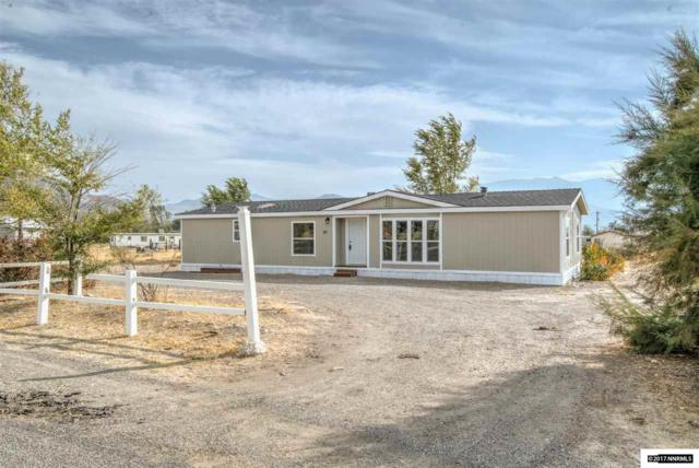 87 N Rainbow, Dayton, NV 89403 (MLS #170015068) :: Marshall Realty