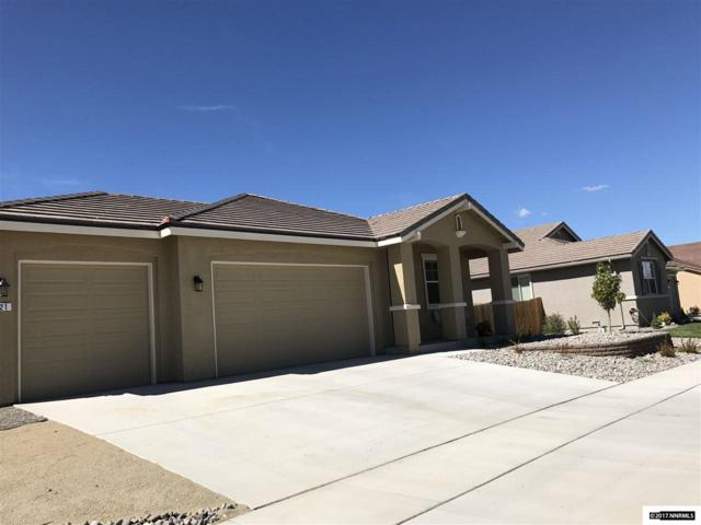 121 Keetly Drive, Dayton, NV 89403 (MLS #170015226) :: Marshall Realty