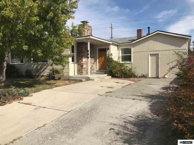 960 Lester Ave, Reno, NV 89502 (MLS #170015250) :: Ferrari-Lund Real Estate