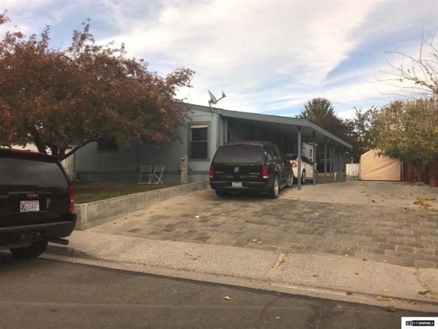 1345 Jewell Avenue, Carson City, NV 89701 (MLS #170015296) :: Marshall Realty