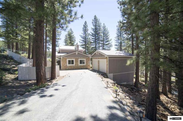 645 Woodridge Circle, Incline Village, NV 89451 (MLS #170015393) :: Marshall Realty