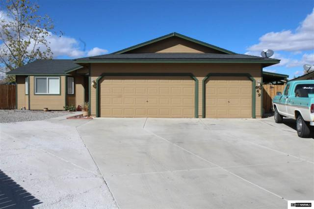 649 Farm Circle, Fernley, NV 89408 (MLS #170015419) :: Marshall Realty