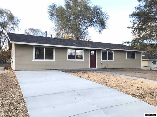 5 Morris Cir, Carson City, NV 89706 (MLS #170015424) :: Marshall Realty