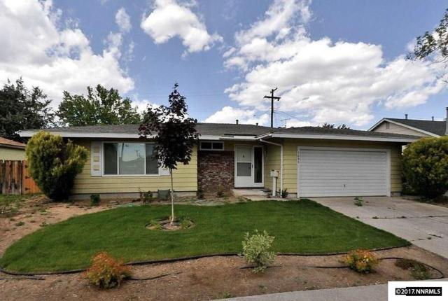 1690 Byrd Drive, Sparks, NV 89431 (MLS #170015426) :: RE/MAX Realty Affiliates