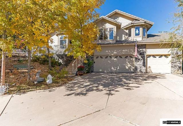 1172 Crain Circle, Carson City, NV 89703 (MLS #170015448) :: Marshall Realty