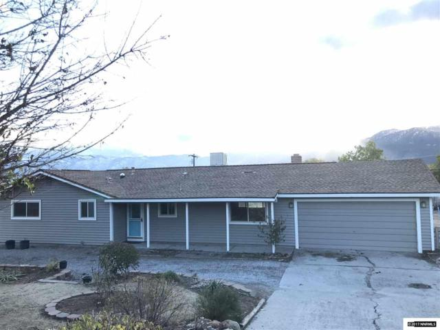 2075 Buckskin Dr, Carson City, NV 89704 (MLS #170015452) :: Marshall Realty