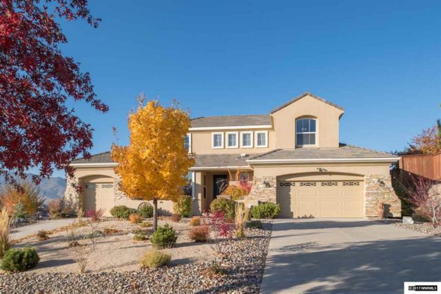 2255 Saddle Tree Trail, Reno, NV 89523 (MLS #170015456) :: Ferrari-Lund Real Estate