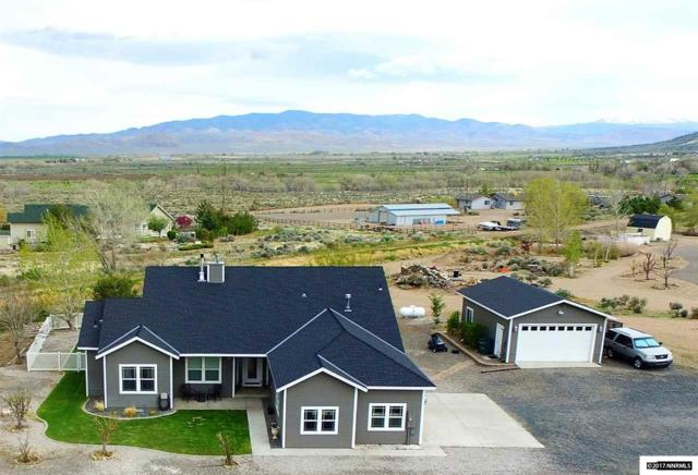 36 Colony Estates Drive, Wellington, NV 89444 (MLS #170015475) :: RE/MAX Realty Affiliates