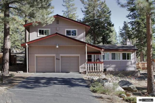 259 Chimney Rock, Stateline, NV 89449 (MLS #170015989) :: The Matt Carter Group | RE/MAX Realty Affiliates