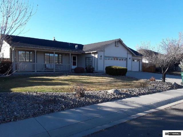 2720 Wildhorse Lane, Minden, NV 89423 (MLS #170016093) :: Chase International Real Estate