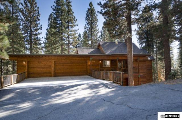 559 Silvertip Drive, Incline Village, NV 89451 (MLS #170016215) :: The Mike Wood Team