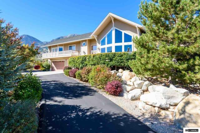1272 Kingsbury Grade, Gardnerville, NV 89460 (MLS #170016260) :: Chase International Real Estate