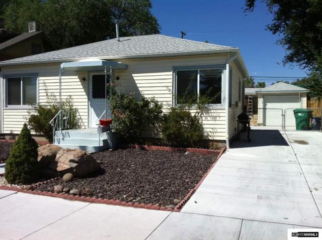 255 Vasser Street, Reno, NV 89502 (MLS #170016266) :: Joseph Wieczorek | Dickson Realty