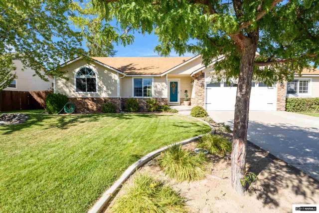 1444 James, Gardnerville, NV 89460 (MLS #170016267) :: Chase International Real Estate