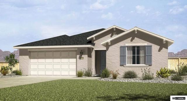 1112 Monument Peak Dr, Carson City, NV 89701 (MLS #170016277) :: Chase International Real Estate