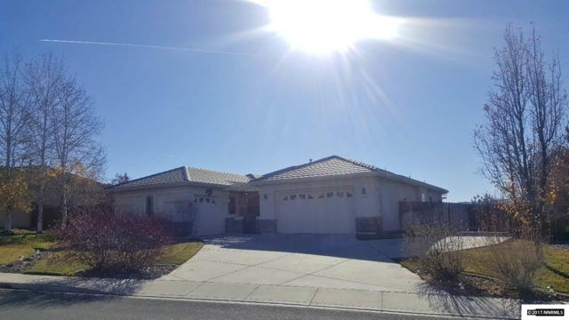 4181 Desert Fox Drive, Sparks, NV 89436 (MLS #170016320) :: Chase International Real Estate