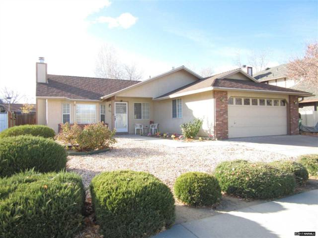 707 Armory Lane, Carson City, NV 89701 (MLS #170016337) :: Chase International Real Estate