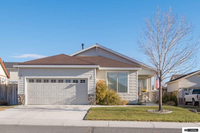 556 Sugarloaf Dr, Dayton, NV 89403 (MLS #170016338) :: Chase International Real Estate