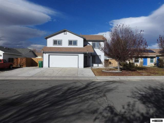 202 Poppy Hills Dr, Fernley, NV 89408 (MLS #170016351) :: Chase International Real Estate