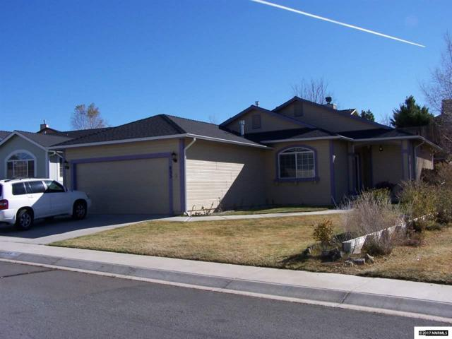 853 Valley Vista Drive, Carson City, NV 89705 (MLS #170016352) :: Chase International Real Estate
