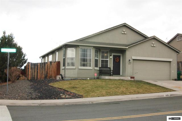 594 Sonora Pass Ct., Sparks, NV 89436 (MLS #170016378) :: Chase International Real Estate
