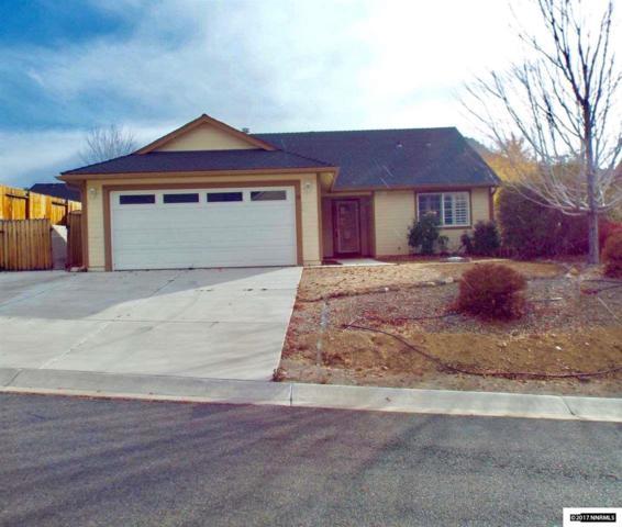 39 Conner Way, Gardnerville, NV 89460 (MLS #170016383) :: Chase International Real Estate