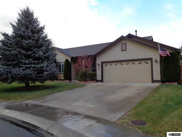 759 Raab, Gardnerville, NV 89460 (MLS #170016384) :: Chase International Real Estate