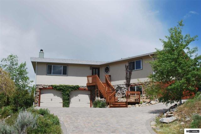 2107 Gentry Lane, Carson City, NV 89701 (MLS #170016386) :: Chase International Real Estate