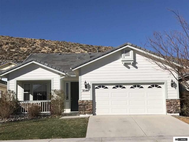 3544 Long Dr., Minden, NV 89423 (MLS #170016400) :: Chase International Real Estate