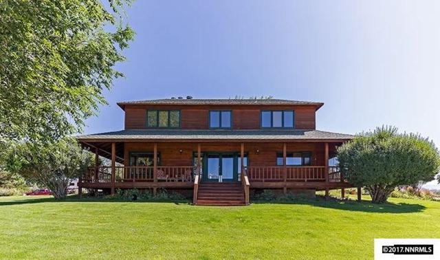 1581 Broken Arrow Rd, Gardnerville, NV 89410 (MLS #170016402) :: Chase International Real Estate