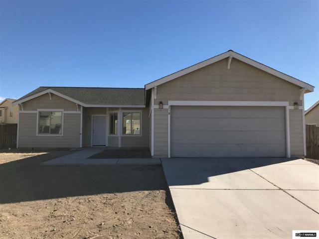 218 Red Wing Dr, Dayton, NV 89403 (MLS #170016426) :: Chase International Real Estate