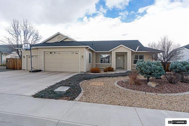 2980 Hot Springs Rd., Minden, NV 89423 (MLS #170016428) :: Chase International Real Estate