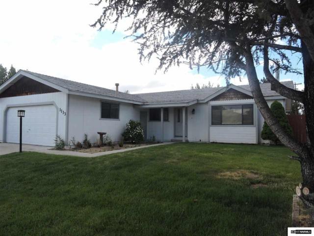 1133 Kingsley, Carson City, NV 89701 (MLS #170016437) :: Chase International Real Estate