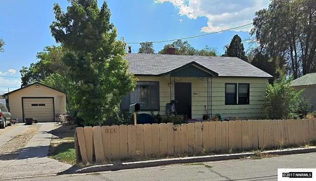 1141 H Street, Sparks, NV 89431 (MLS #170016458) :: Chase International Real Estate