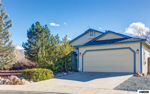 103 Pebble Dr, Dayton, NV 89403 (MLS #170016459) :: Chase International Real Estate