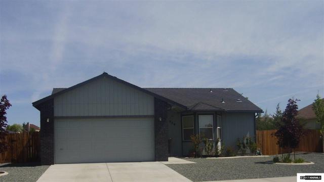 978 Desert Drive, Carson City, NV 89705 (MLS #170016460) :: Chase International Real Estate
