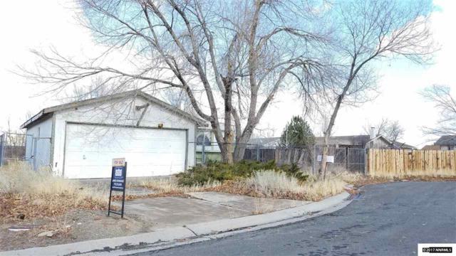 915 Garnet, Carson City, NV 89705 (MLS #170016461) :: Chase International Real Estate