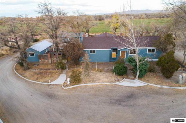12801 Carson Highway, Fallon, NV 89406 (MLS #170016462) :: Joshua Fink Group
