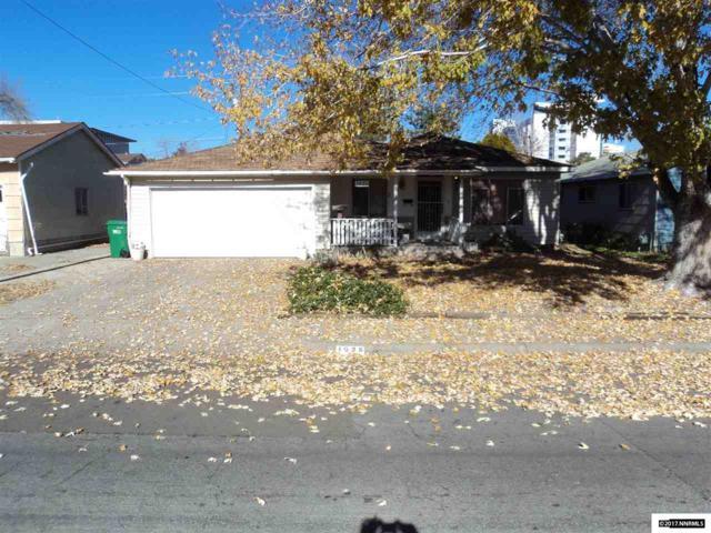 1025 Stewart Street, Reno, NV 89502 (MLS #170016469) :: Joseph Wieczorek | Dickson Realty