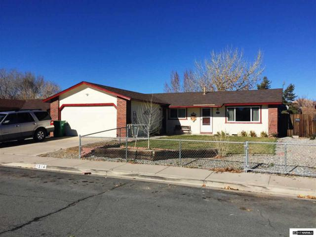 1514 Mountain Park Drive, Carson City, NV 89701 (MLS #170016470) :: Mike and Alena Smith | RE/MAX Realty Affiliates Reno
