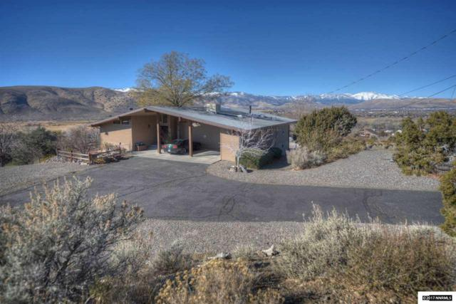 2330 S Deer Run Road, Carson City, NV 89701 (MLS #170016507) :: Joseph Wieczorek | Dickson Realty