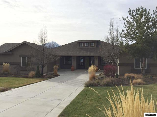1178 Chisholm Trail, Gardnerville, NV 89460 (MLS #170016529) :: Joshua Fink Group