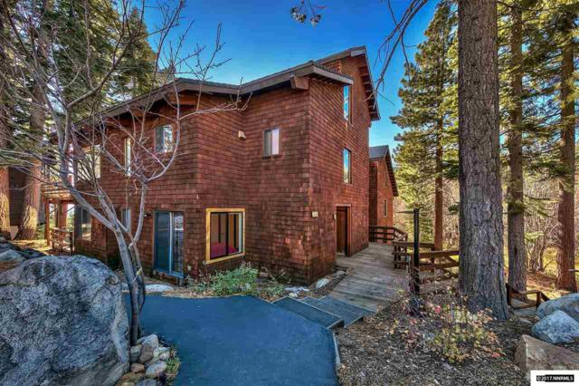 692 Palmer Court #1, Incline Village, NV 89451 (MLS #170016531) :: The Mike Wood Team