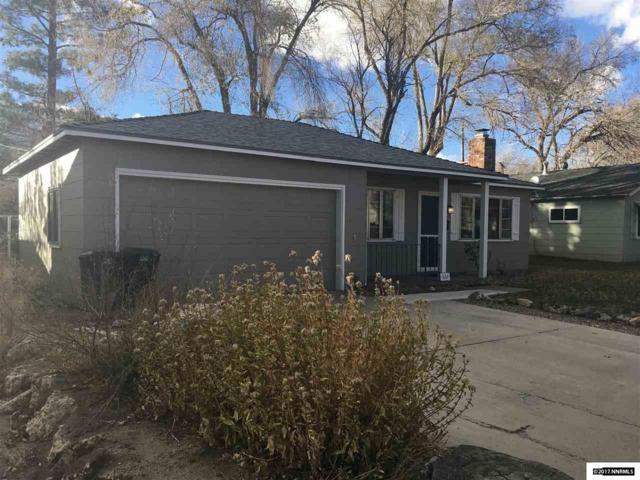 1832 N Nevada, Carson City, NV 89703 (MLS #170016533) :: Joseph Wieczorek   Dickson Realty