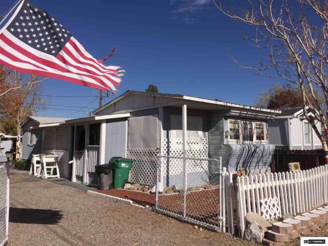 100 Hall, Dayton, NV 89403 (MLS #170016548) :: Marshall Realty