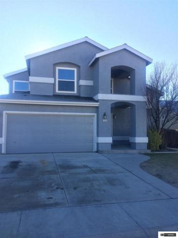 519 Windchase Drive, Dayton, NV 89403 (MLS #170016757) :: Marshall Realty