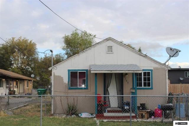 245 Linden Street, Reno, NV 89502 (MLS #170016844) :: Vaulet Group Real Estate
