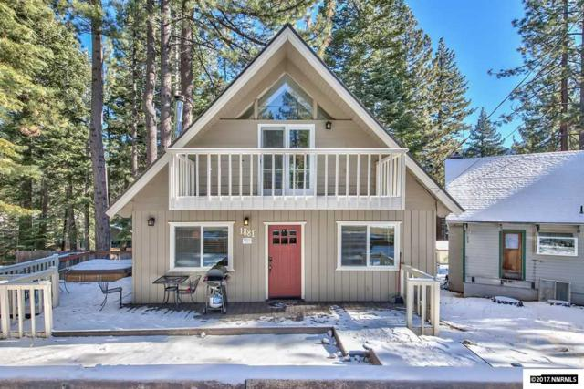 1881 Brule St, South Lake Tahoe, NV 96150 (MLS #170016986) :: Marshall Realty