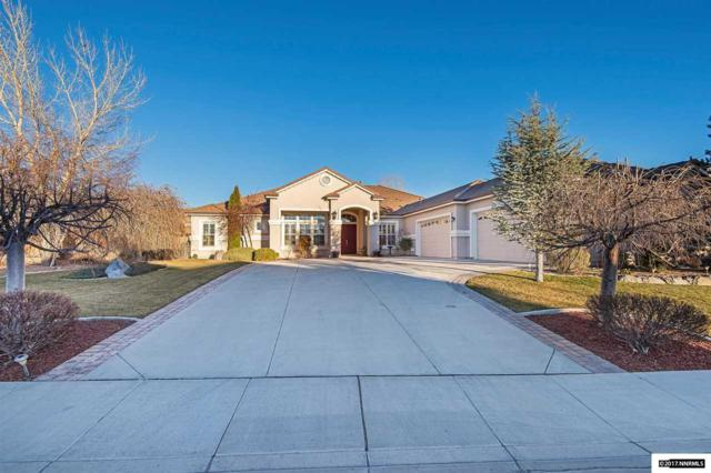 7526 Desert Plains Drive, Sparks, NV 89436 (MLS #170017066) :: The Mike Wood Team