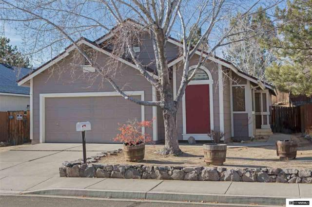 1045 Backer Way, Reno, NV 89523 (MLS #170017083) :: The Mike Wood Team